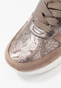 Dune London - ELOUERA - Trainers - taupe - 2