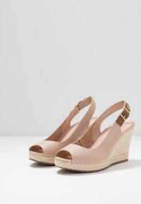 Dune London - KICKS  - High heeled sandals - blush - 4