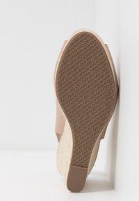Dune London - KICKS  - High heeled sandals - blush - 6