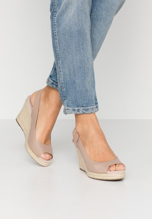 KICKS  - High heeled sandals - blush