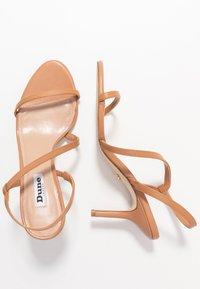 Dune London - MOJOS - Sandals - camel - 3