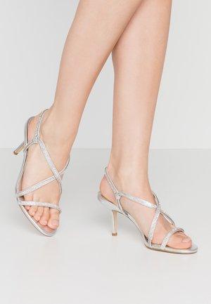 MOTO - Sandals - silver