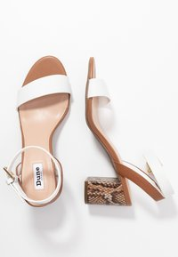 Dune London - MEMEE - Sandals - white - 3