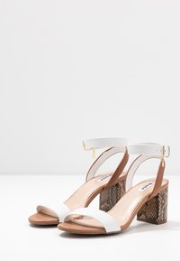 Dune London - MEMEE - Sandals - white - 4