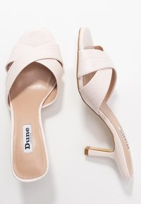 Dune London - MONTANNA - Heeled mules - pink - 3