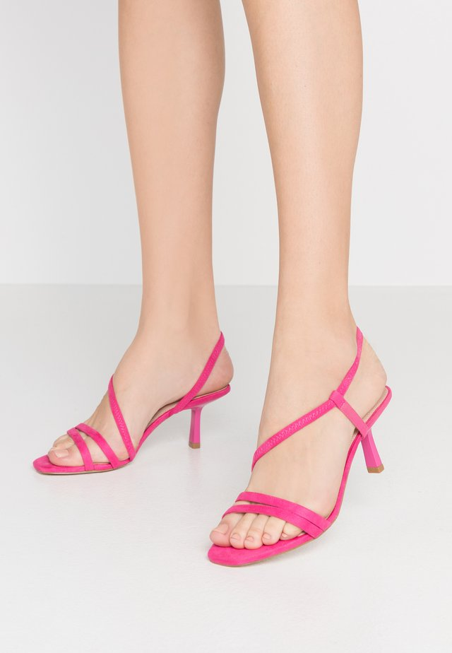 MISO - Sandales - pink