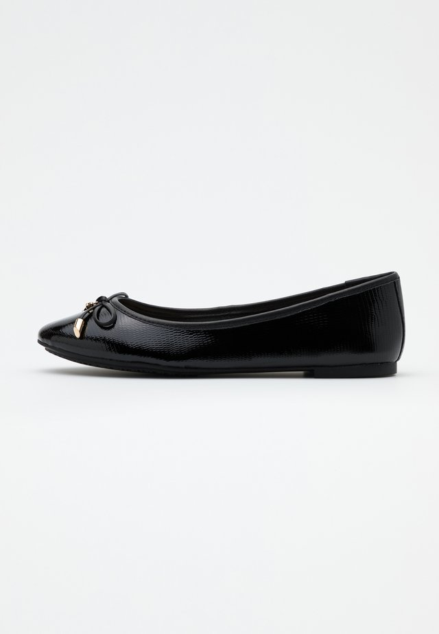 HARPAR - Ballet pumps - black