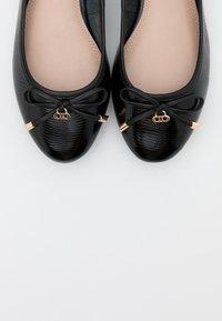 Dune London - HARPAR - Ballet pumps - black - 5