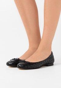 Dune London - HEYDAY - Ballet pumps - black - 0