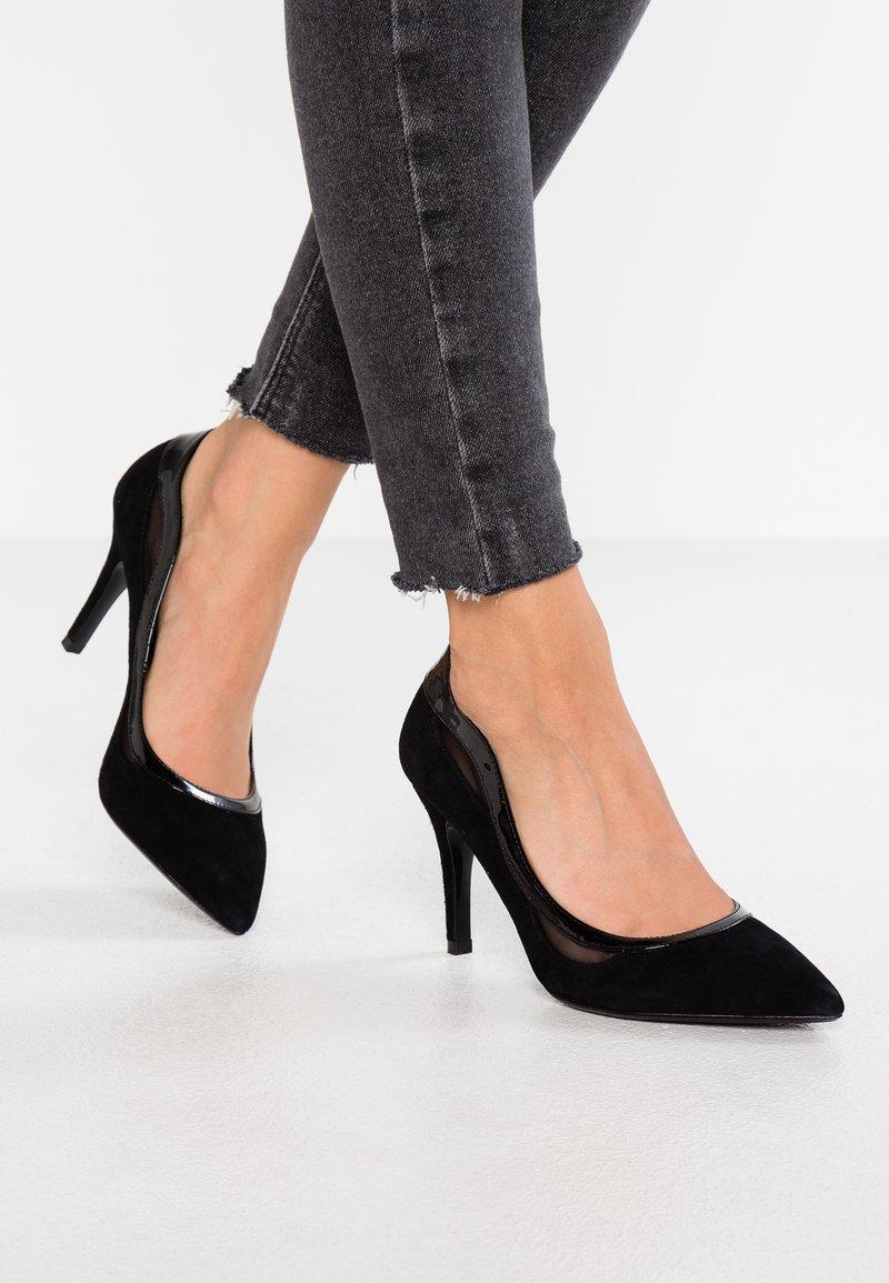 Dune London - BRIDGELY - Classic heels - black