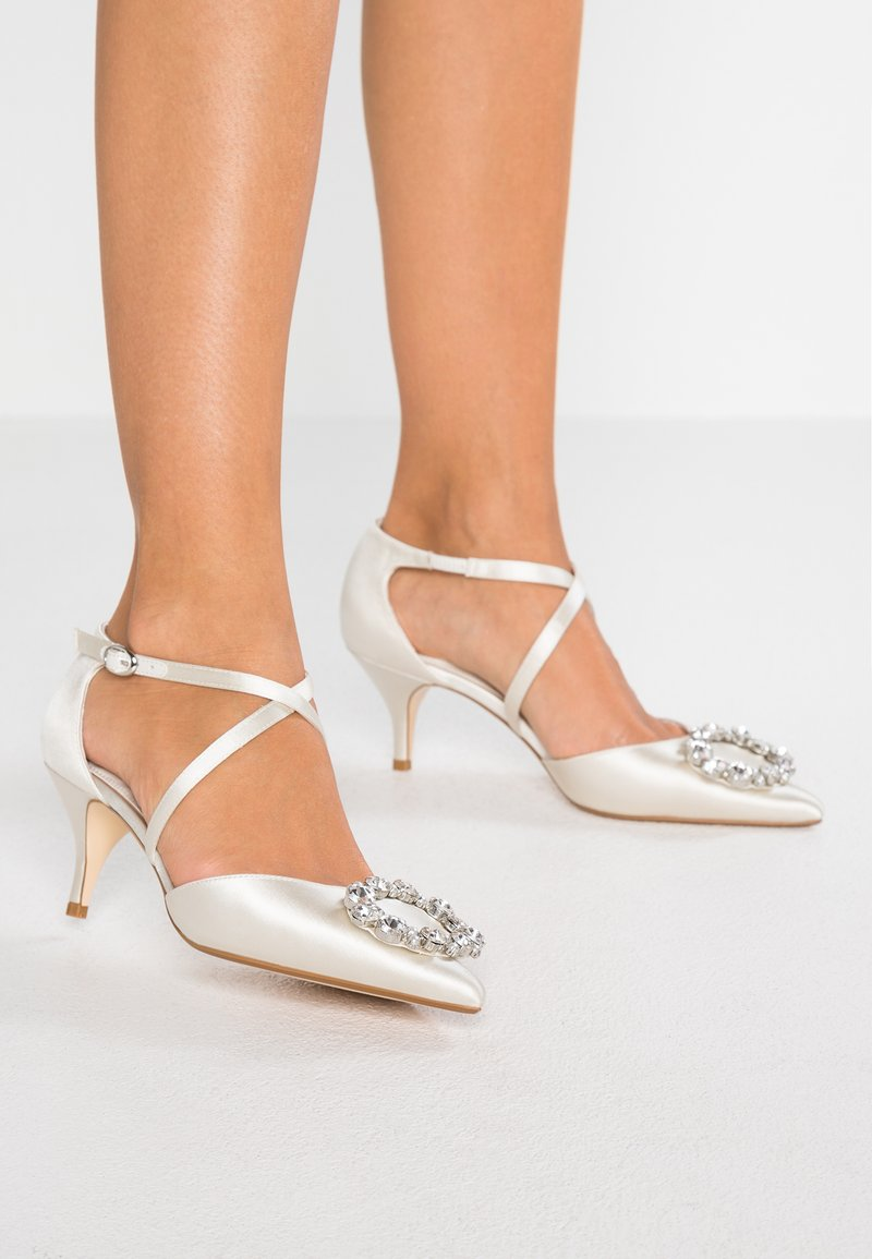 Dune London - CRUSHING - Scarpe da sposa - ivory