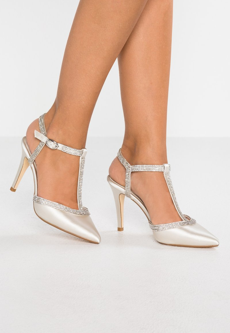Dune London - DELIGHTES - High heels - ivory