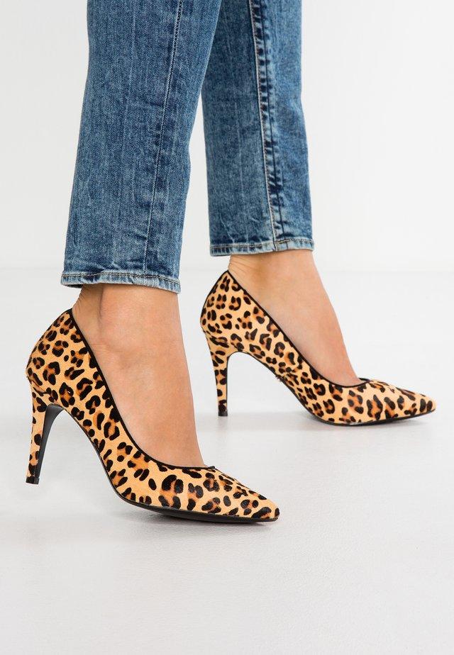 ANGELLE - High Heel Pumps - brown