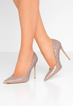 AQUARIES - High heels - grey