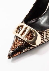 Dune London - BRIONI - Classic heels - gold - 2