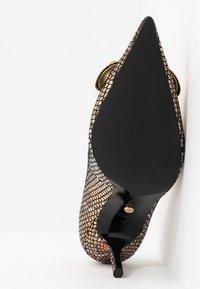 Dune London - BRIONI - Classic heels - gold - 6