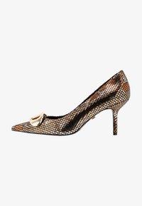 Dune London - BRIONI - Classic heels - gold - 1