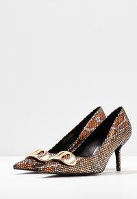 Dune London - BRIONI - Classic heels - gold - 4
