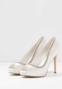 Dune London - CHARMED - Spuntate alte - ivory - 4