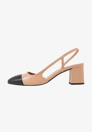 CROFT - Classic heels - camel