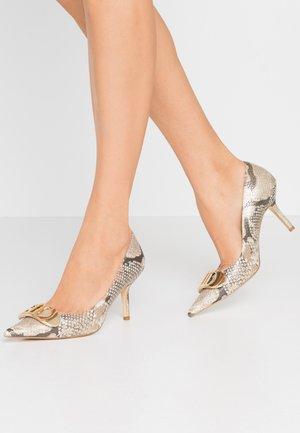BRIONI - Classic heels - natural