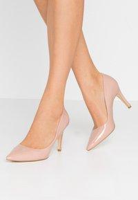 Dune London - ANNA - High heels - cappuccino - 0