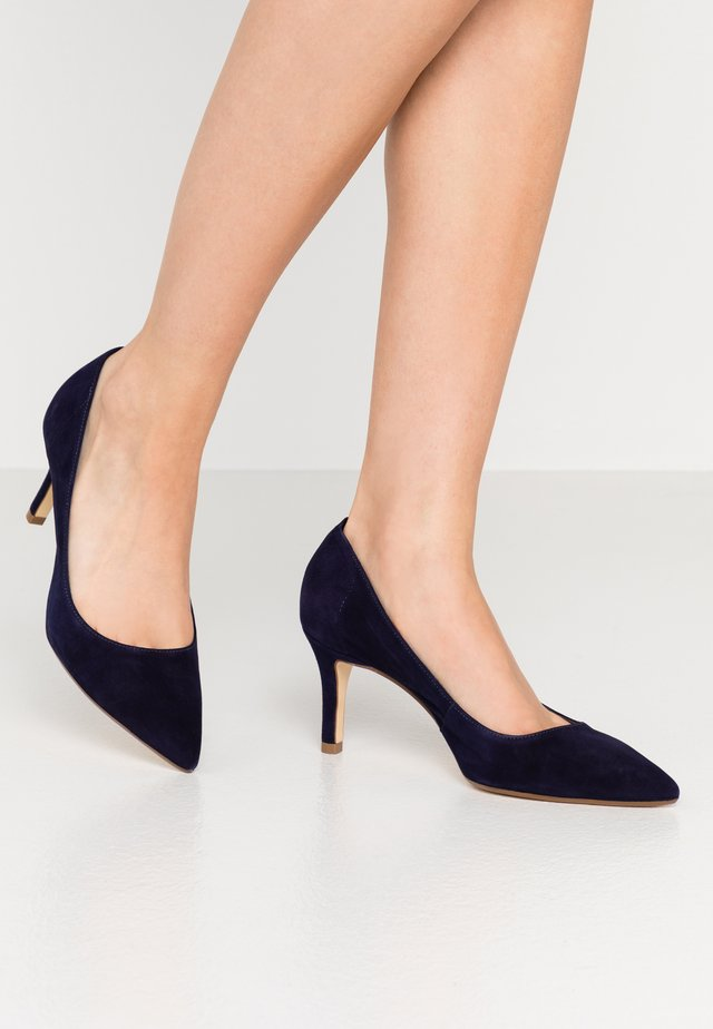 ANDINA - Pumps - navy