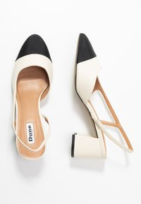 Dune London - CROFTS - Classic heels - ivory - 3