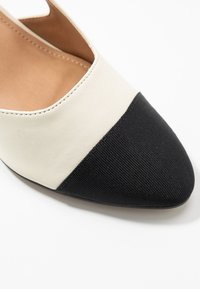 Dune London - CROFTS - Classic heels - ivory - 2