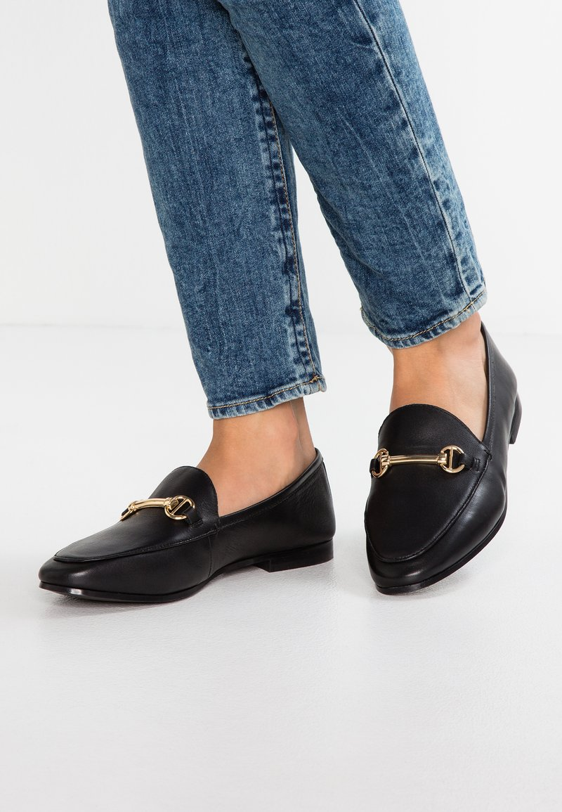 Dune London - GUILTT  - Slip-ons - black