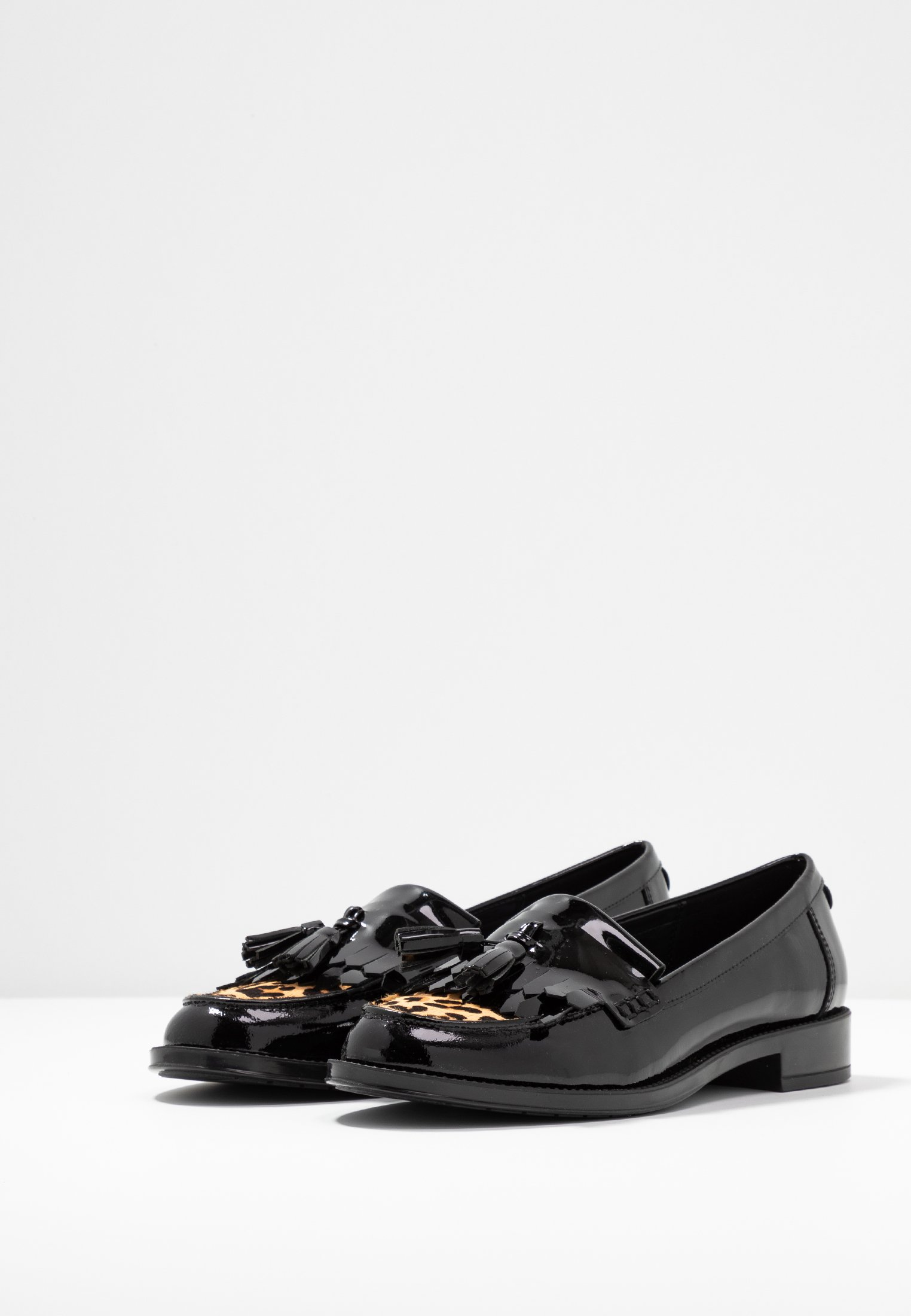 Dune London Greatly - Instappers Black bpIKGijf