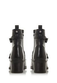 Dune London - Cowboy/biker ankle boot - black - 3