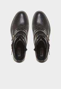 Dune London - Cowboy/biker ankle boot - black - 1