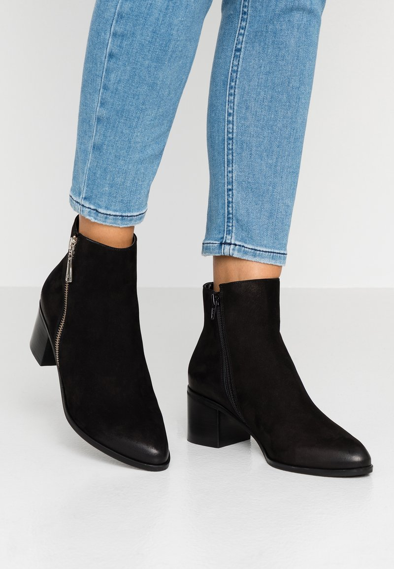 Dune London - PEGGEY - Ankle Boot - black