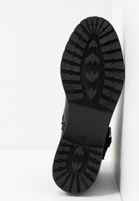 Dune London - REEGANS - Cowboy/biker ankle boot - black - 6