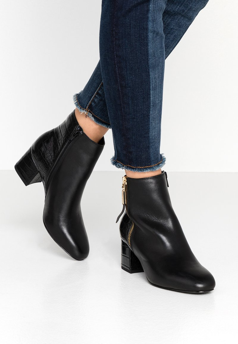 Dune London - ORLLA - Classic ankle boots - black
