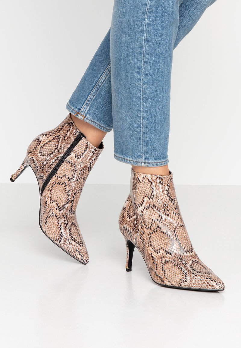 Dune London - OBSESSED - Ankle boots - natural