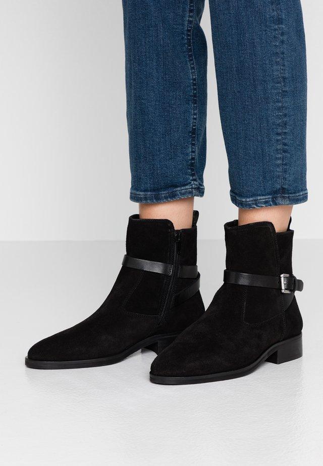 PATRIZO - Kotníkové boty - black