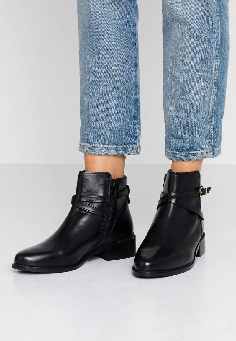 Dune London - PEPER - Ankle boots - black
