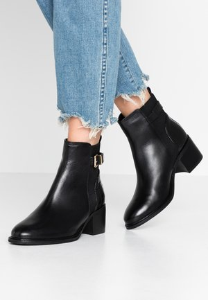 POETIC - Ankle boots - black