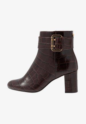 OCTOBA - Classic ankle boots - brown