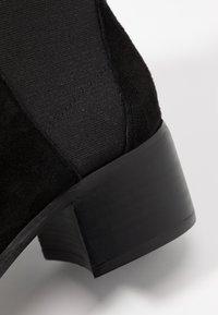 Dune London - OZZI - Boots à talons - black - 2