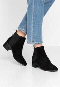 Dune London - OZZI - Boots à talons - black - 0