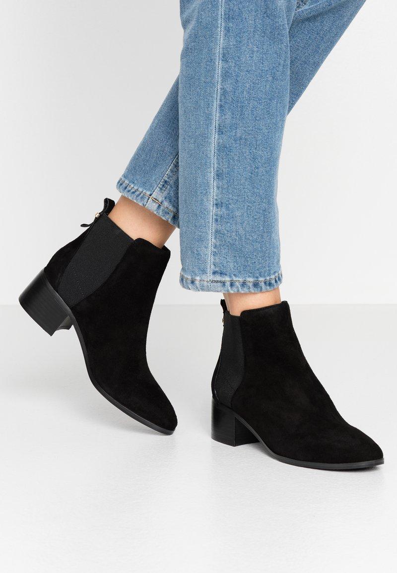 Dune London - OZZI - Boots à talons - black