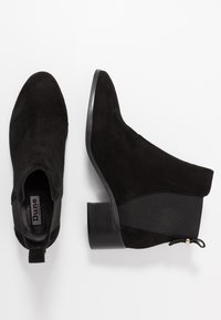 Dune London - OZZI - Boots à talons - black - 3