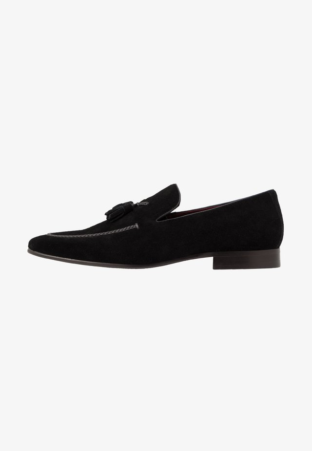 SPIRITED - Business loafers - black