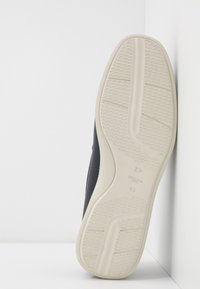 Dune London - BARRIERS - Slip-ons - navy - 4