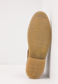 Dune London - CHERUBS - Šněrovací kotníkové boty - tan - 4
