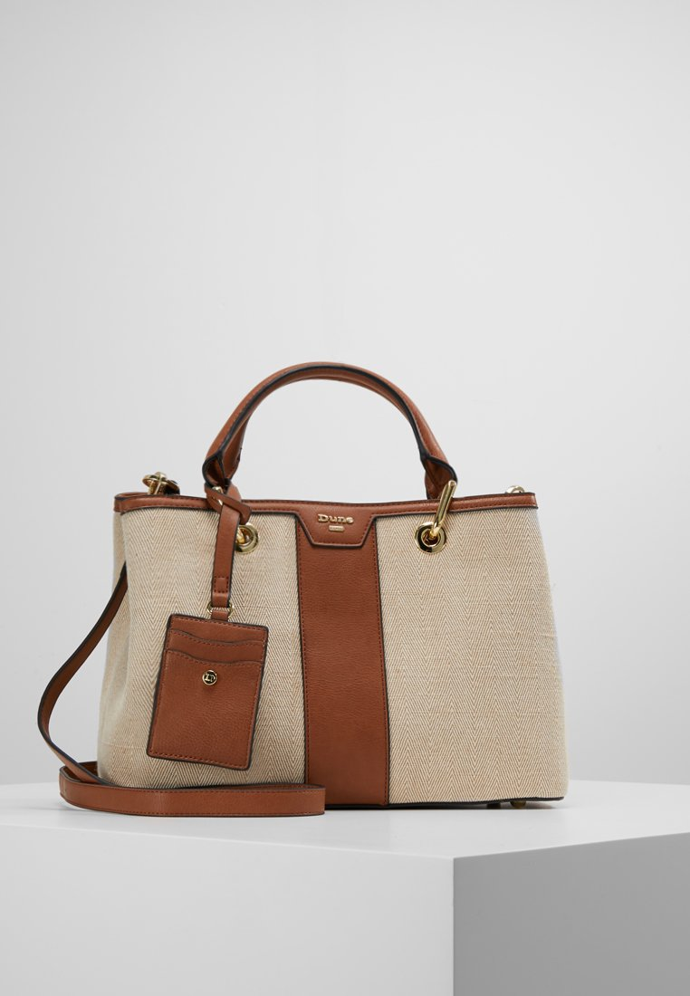 Dune London - DENNIS - Handbag - tan