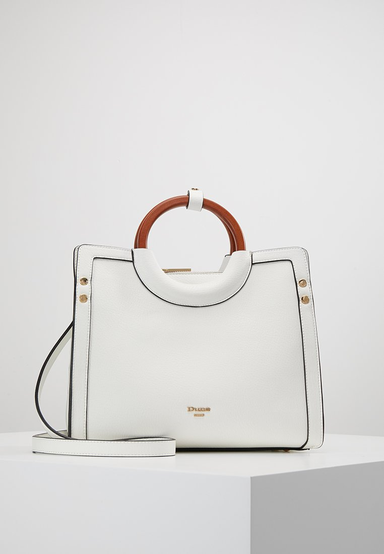 Dune London - Bolso de mano - white